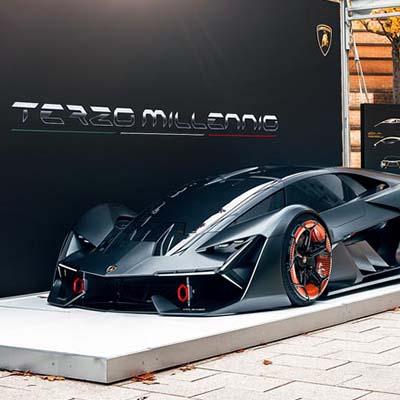 Hail the Lamborghini Terzo Millennio