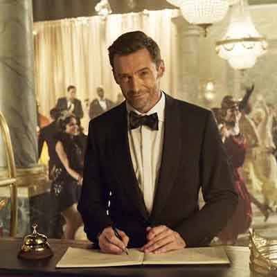 Montblanc's special appearance in Hugh Jackman movie !
